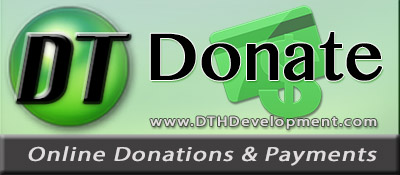 DT Donate - online donations & payments for Joomla